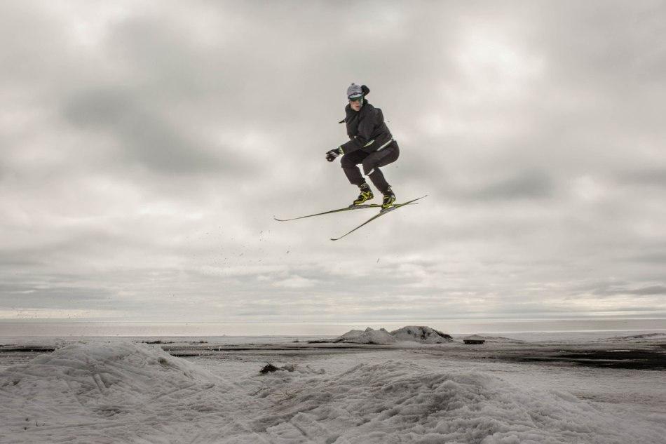 Reese Hanneman SK 12 _ NANA Nordic Skiku